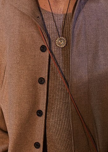 Wool And Cashmere Shirt Jacket